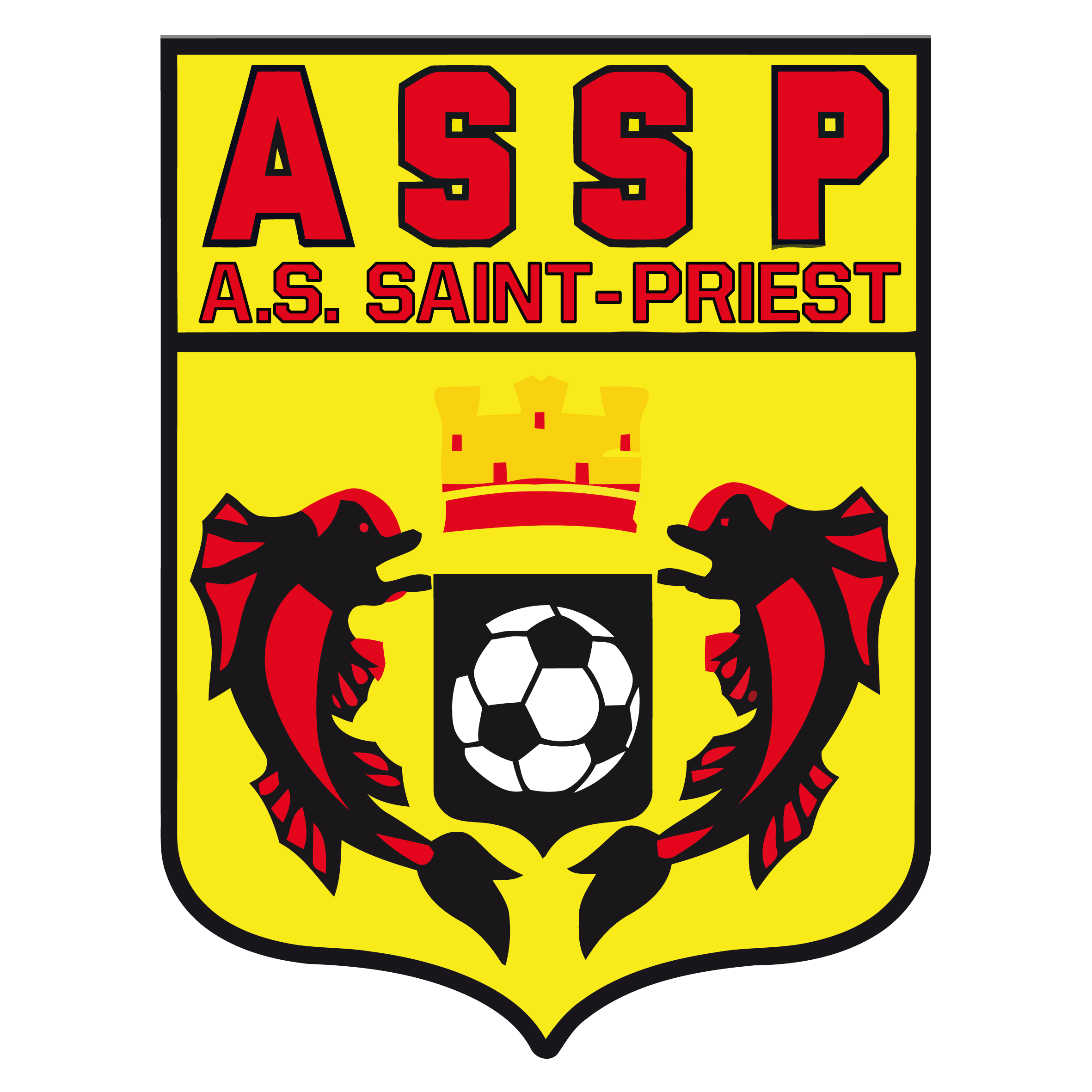 AS SAINT PRIEST